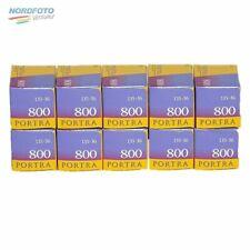 KODAK Portra 800 Negativ-Farbfilm, 135-36, 10 Stück