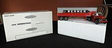 1:34 Werner Transportation & Trucking Co. 1959 IH Tractor Trailer First Gear