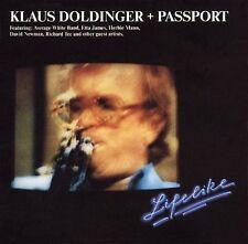 Passport, Klaus Doldinger & Passport - Lifelike [New CD]