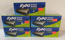 Expo White Board Care Eraser Lot Of 5 New