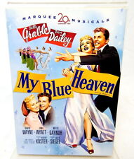 2G DVD MY BLUE HEAVEN Musical Betty Grable Dan Dailey Marquee Musicals Edition