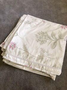 Dorma Floral Double Duvet Cover Vgc