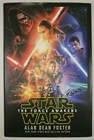 Star Wars The Force Awakens - Alan Dean Foster - Barnes & Noble Exclusive HC