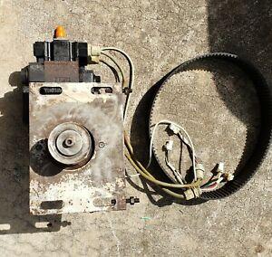 Mazak Tool Magazine Hyd Motor for 30 Plus Tool Mag, Daikin TM19A12V03XTNK20196