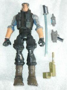 GI Joe Sigma 6 - Flint - INCOMPLETE (MISSING several parts)