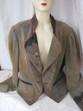 Janker MEINDL Gr. 36 handschuhweiches Veloursleder traditional jacket