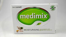 BUY 4 GET 1 FREE 125g Medimix Glycerine & Lakshadi Oil Ayurvedic Soap Natural US