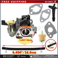 Carburetor Fits Powermate P Rtt 196md And P Rtt 196md E Rear Tine Rotary Tiller
