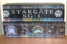 Integrale 90 DVDs STARGATE SG1 + STARGATE ATLANTIS LA COLLECTION OFFICIELLE
