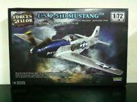 Forces of Valor Kit di Montaggio 1:72 U.S. P-51D MUSTANG 487th FS MIB, 2011
