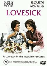 LOVESICK (1983 Dudley Moore)  -  DVD - UK Compatible