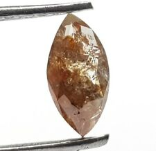 Marquise Shape Natural Diamond Red Brown Color 1 PCS. 0.63 ct Loose Diamonds