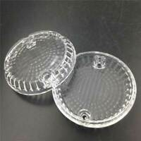 Clear Turn Signal Lens Cover fit For Kawasaki Vulcan 500 750 800 900 1500 1600
