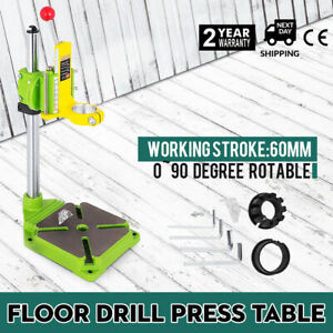 Floor Drill Press / Rotary Tool Workstation Station Stand Table Workbench Repair
