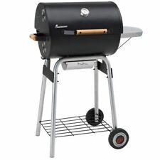 Landmann Charcoal BBQ Barbecue Grill Taurus Outdoor 440 44x36 cm Black 31420