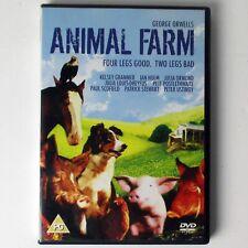 Animal Farm (DVD, 2006 Boulevard) Kelsey Grammer, Patrick Stewart, Peter Ustinov