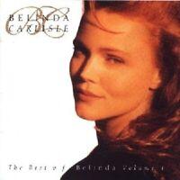 """BELINDA CARLISLE """"BEST OF BELINDA VOL.1"""" CD NEUWARE"""