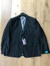 Men's co-operative Black suit jacket blazer size 46R