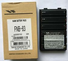 1700mAh FNB-83H Battery For Yaesu VX-127 VX-150 VX-160 VX-170 VX-177 VX-180