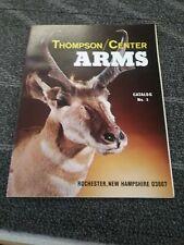Vintage Thompson Center Arms Catalog