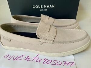 New Cole Haan Men's Pinch Weekender Nantucket Leather Loafer Size 9  C29100