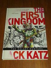 First Kingdom Galaxy Hunters by Jack Katz (Hardback)< 9781782760115