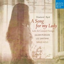 DOWLAND,JOHN/BYRD,WILLIAM - A SONG FOR MY LADY  CD NEW+