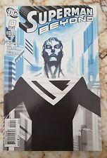 SUPERMAN BEYOND (2011) #0 NM- BUSCEMA DC COMIC 1