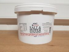 KMC Salt & Pepper Seasoning Mix - 2.5kg Bulk Tub