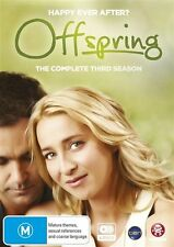 Offspring : Season 3 (DVD, 2012, 4-Disc Set) LIKE NEW R4 DVD
