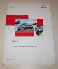 Audi A3 8P/8PA Vorstellung der Technik - SSP 290 - Stand 2003!
