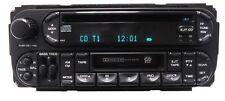 DODGE Dakota Intrepid Durango Ram CD Tape PLAYER RADIO RAZ Jeep Grand Cherokee