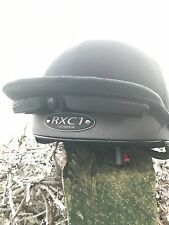 Cambox Helmet Cam. VELCRO attachment for jockey skull hats.....