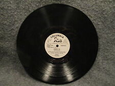 """78 RPM 10"""" Record Alan Dale Lets Do It Again & Rainbow Gal Columbia Promo 39033"""