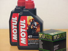 Motul Öl / Ölfilter Aprilia  200 Scarabeo / GT   99-03