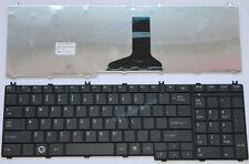 New for Toshiba Satellite C655 C650D C655D L650 L655D laptop US Keyboard black