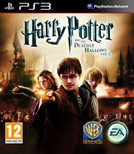 Harry Potter and the Deathly Hallows Part 2 ~ PS3 (en gran condición)