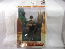 "2004 DRAGON MODELS ACTION 8 PLATOON LEADER ARMY ITALY 1944 3 "" FIGURE"
