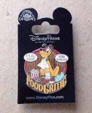 Disney Pin 101178 New Disney Pluto Food Critic, Pin-on-Pin