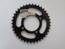 Yamaha RD TA125 RS100 Kettenrad 38 Zähne Gear Sprocket Wheel 38T 183-25438-10-33