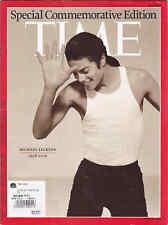 Michael Jackson TIME Commemorative Edition American USA Magazine 2009