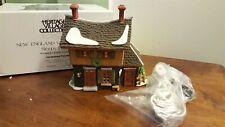 Dept 56 New England Village Sleepy Hollow 1990 Ichabod Crane'S Cottage 59544