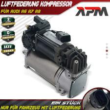 Luftfederung Kompressor für Audi A6 4G C7 A7 Sportback 4GA 4GF A8 S8 4H 2-Polig