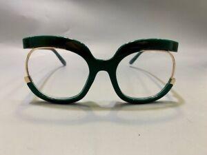 Fashion  Women Style Eyeglasses TR90 Frames Glasses Street Eyewear Optic green