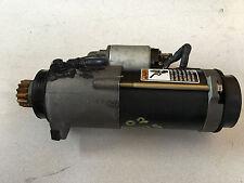 02 Mercury 2.5 L 175 HP EFI Outboard Engine Starter Motor Freshwater MN