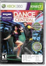 Dance Central for Kinect (Xbox 360) NEW AND SEALED, REQUIRES KINECT SENSOR