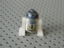 Lego Star Wars - R2-D2 Minifigure - Muddy Dagobah Version  - New Condition !