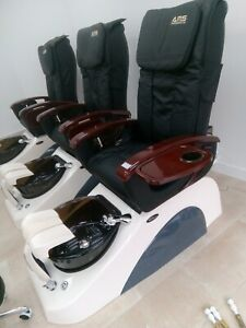 Spa Pedicure Chair With Massage Function
