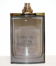Jimmy Choo Man 3.3/3.4oz.Eau De Toilette Tster For Men New & Unbox