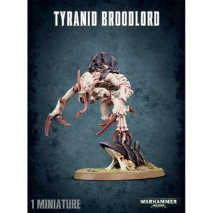 *New* Tyranid Broodlord Warhammer 40k *Unassembled*